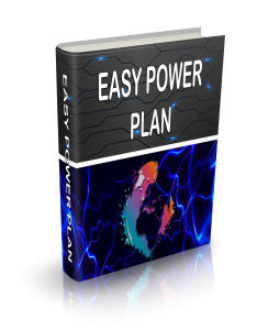 Easy Power Plan book