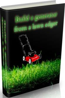 lawn edger generator